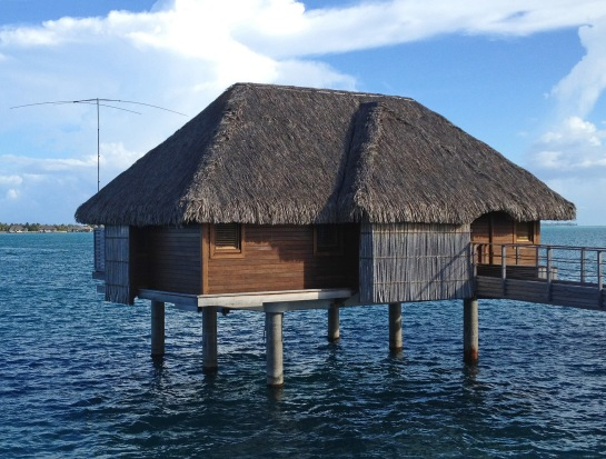 Our Shack in Bora Bora