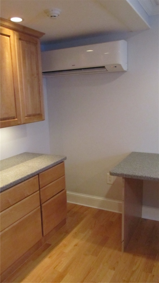 In Room A/C & Heat Pump Unit