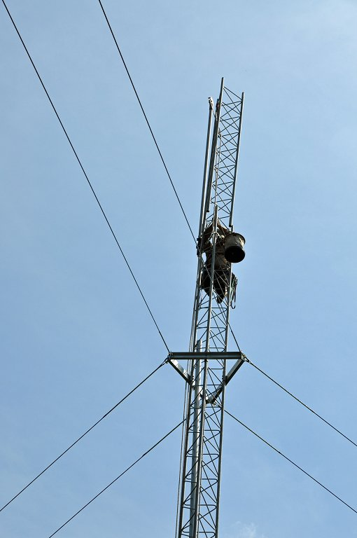 Star Guy on Tower
