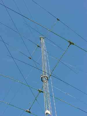 SteppIR Antenna on K0XG Ring