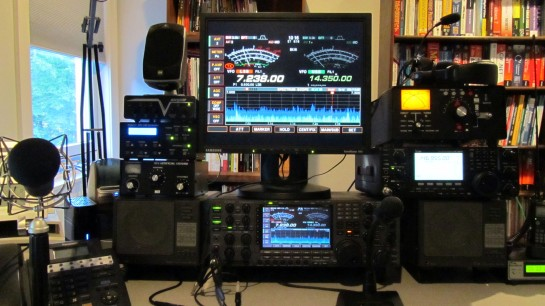 Amateur Radio Station Wb4omm: Shack Construction – Part 1/4 (Planning And Framing)