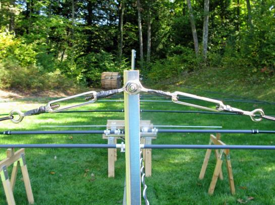 Safety Wire on Turnbuckles