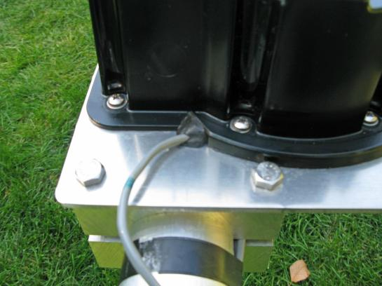 Control Cable Seal