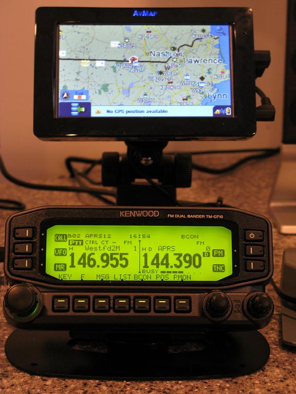 Aprs software amateur radio