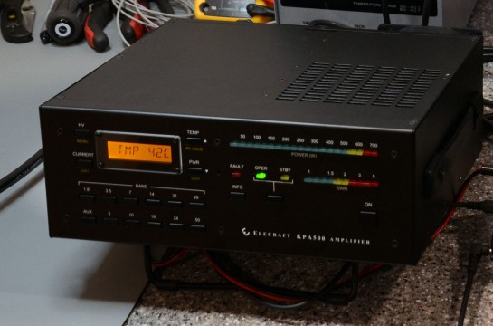 Elecraft KPA500 Amplifier