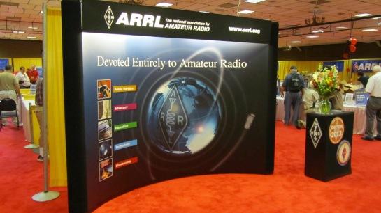 ARRL At Dayton 2013