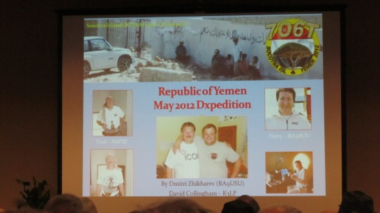 Yemen DXpedition Presentation