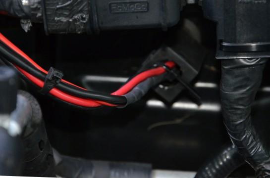 Power Connection Choke