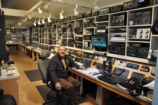 George W9EVT's Shack