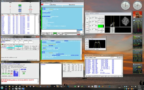 N1MM Setup For 2013 CQ WW RTTY