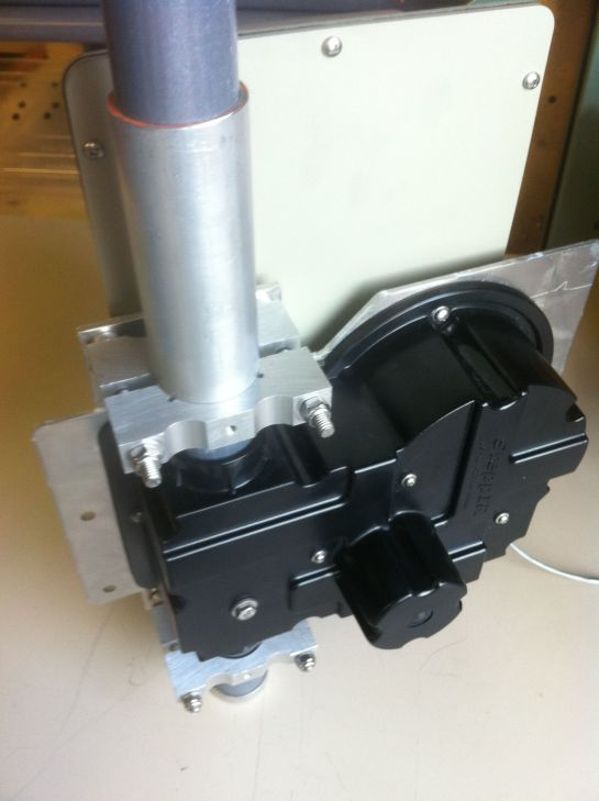 BigIR Wind Reinforcing Kit With Element Housing And Coil