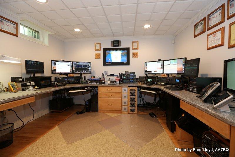 Amateur Radio Station Wb4omm: Our Station On QRZ.com