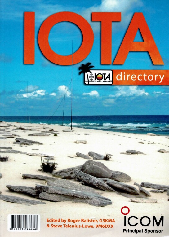 RSGB IOTA Directory