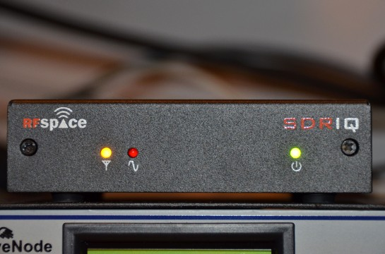 SDR-IQ Receiver