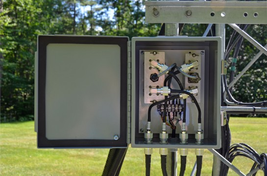 Satellite Preamp System Mock Up