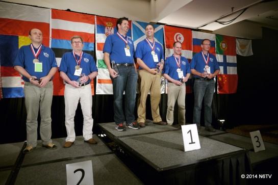 2014 WRTC Medal Winners