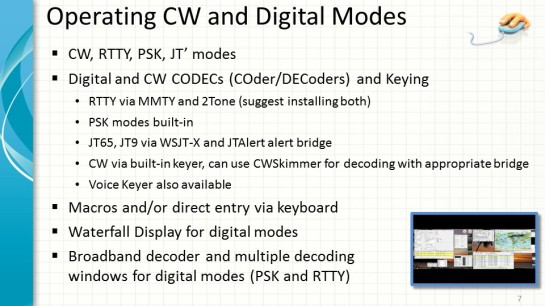 Operating CW And Digital With DXLab