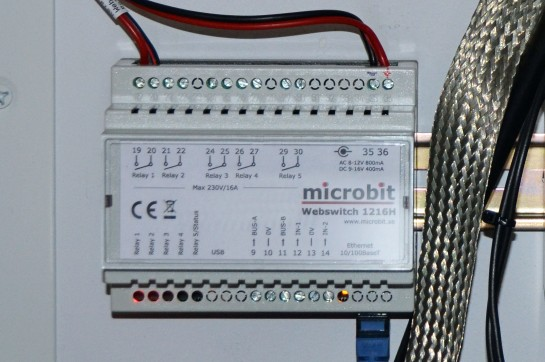Remote Control Relay Unit