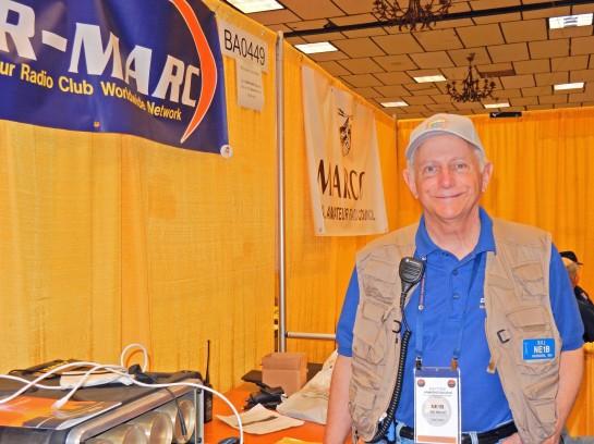 Bill Barber NE1B