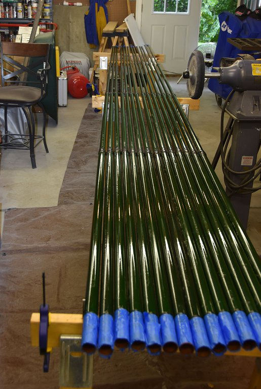 Reconditioned Element Sweep Poles