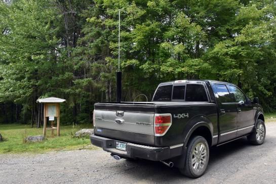 Mobile HF In Park 1