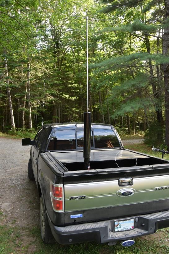 Mobile HF In Park 3