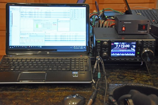 40m SSB Station Test